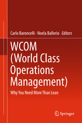 WCOM (World Class Operations Management) - Why You Need More Than Lean