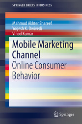 Mobile Marketing Channel - Online Consumer Beha...