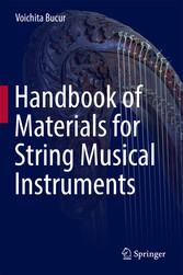 Handbook of Materials for String Musical Instru...