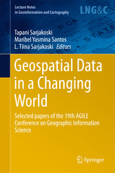 Geospatial Data in a Changing World - Selected ...