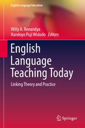 English Language Teaching Today - Linking Theor...