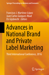 Advances in National Brand and Private Label Ma...