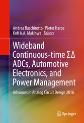 Wideband Continuous-time ?? ADCs, Automotive El...