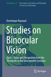 Studies on Binocular Vision - Optics, Vision an...
