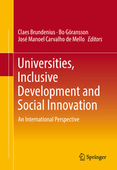 Universities, Inclusive Development and Social ...