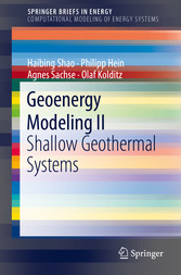 Geoenergy Modeling II - Shallow Geothermal Systems