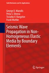 Seismic Wave Propagation in Non-Homogeneous Ela...