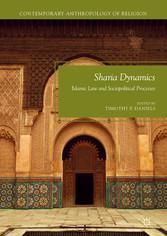 Sharia Dynamics - Islamic Law and Sociopolitica...