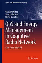 QoS and Energy Management in Cognitive Radio Ne...