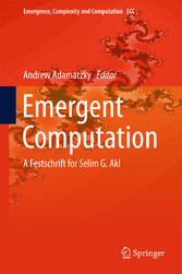 Emergent Computation - A Festschrift for Selim ...