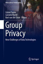 Group Privacy - New Challenges of Data Technolo...