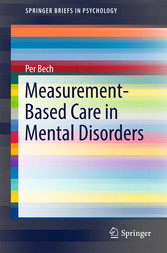 Measurement-Based Care in Mental Disorders