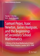 Samuel Pepys, Isaac Newton, James Hodgson, and ...