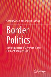 Border Politics - Defining Spaces of Governance...