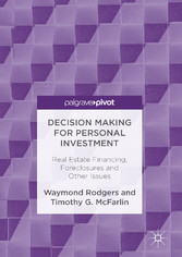 Decision Making for Personal Investment - Real ...