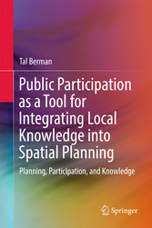 Public Participation as a Tool for Integrating ...