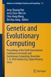 Genetic and Evolutionary Computing - Proceeding...