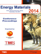 Energy Materials 2014 - Conference Proceedings