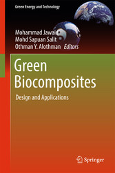 Green Biocomposites - Design and Applications