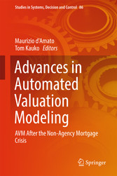 Advances in Automated Valuation Modeling - AVM ...