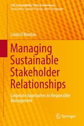 Managing Sustainable Stakeholder Relationships ...