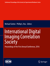 International Digital Imaging Correlation Socie...