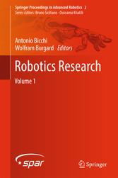 Robotics Research - Volume 1