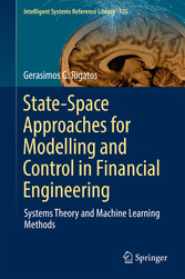 State-Space Approaches for Modelling and Contro...