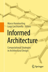 Informed Architecture - Computational Strategie...