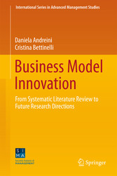 Business Model Innovation - From Systematic Lit...