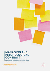 Managing the Psychological Contract - Employee ...