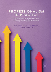 Professionalism in Practice - Key Directions in...
