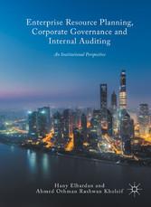 Enterprise Resource Planning, Corporate Governa...
