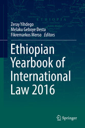 Ethiopian Yearbook of International Law 2016