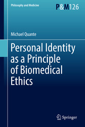Personal Identity as a Principle of Biomedical ...