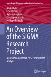 An Overview of the SIGMA Research Project - A E...
