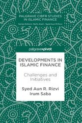 Developments in Islamic Finance - Challenges an...