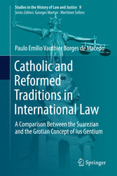 Catholic and Reformed Traditions in Internation...