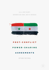Post-Conflict Power-Sharing Agreements - Option...