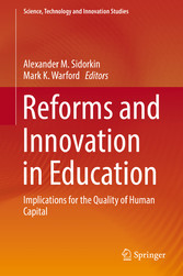 Reforms and Innovation in Education - Implicati...
