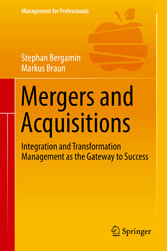 Mergers and Acquisitions - Integration and Tran...