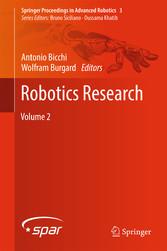 Robotics Research - Volume 2
