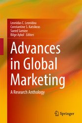 Advances in Global Marketing - A Research Antho...