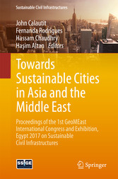Towards Sustainable Cities in Asia and the Midd...