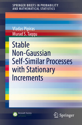 Stable Non-Gaussian Self-Similar Processes with...