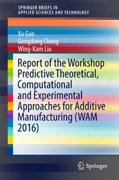 Report of the Workshop Predictive Theoretical, ...
