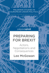 Preparing for Brexit - Actors, Negotiations and...