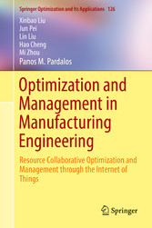 Optimization and Management in Manufacturing En...