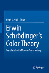 Erwin Schrödingers Color Theory - Translated wi...