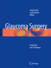 Glaucoma Surgery - Treatment and Techniques